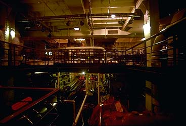 Queen Mary After Engine Room