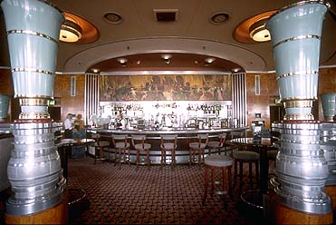 Queen Mary Observation Lounge