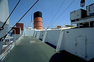 Queen Mary Sports Deck